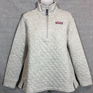 Vineyard Vines Relaxed Diamond Quilted Shep Shirt